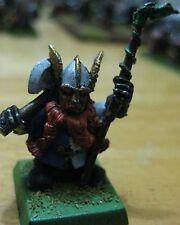 Warhammer Dwarfs Rune Priest OOP