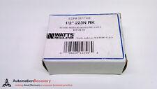 WATTS REGULATOR 0877104 WATER PRESSURE REDUCING VALVE REPAIR KIT, NEW #209898
