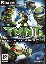 TMNT Teenage Mutant Ninja Turtles (PC Game)FREE US SHIP