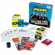 Wilder Toys Impractical Jokers: The Game-Box of Challenges (17+) (WILD-567)