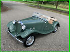 1952 MG TD Engine serial number matches firewall data plate) 1952 MG TD 1250cc 4 cylinder 4 Speed