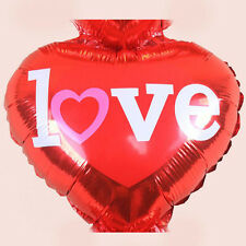 Heart Balloons I Love You Balloons for Party Weddings Valentine Decor Gfits