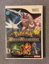 Pokemon Battle Revolution (Nintendo Wii, 2007) Tested! Fast Shipping!