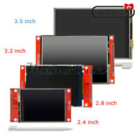 2.4/2.8/3.2/3.5 Inch SPI Serial Port TFT LCD Display Module Screen Touch Panel