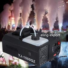 1500W Macchina del fumo DMX Vertical Fogger UpSpray Up Colpo Smoke Fog Machine