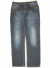 Cotton Extra Long Classic Fit, Straight Jeans for Men