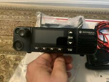 Motorola Xpr5550 Trbo Dmr Ham 403-470 Mhz 40W Gps Bt