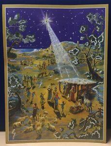 Religious Advent Calendar- Sunday School BSH97944