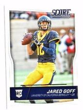 Jared Goff, (Rookie) 2016 Panini Score, #332, Football Card