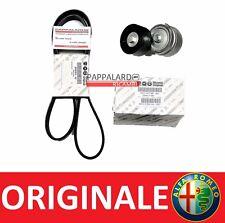 KIT CINGHIA SERVIZI ALTERNATORE ORIGINALE ALFA ROMEO 159 BRERA 1.9 2.0 JTDM