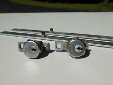 Vintage Herman Miller George Nelson EOG Desk CORBIN Lock Cylinders w/ Lock Bars