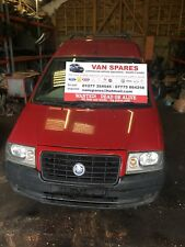 Peugeot Expert Fiat Scudo Citroen Dispatch Front End Breaking. SPARE WHEEL ONLY