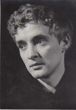 """Oskar Werner - Foto: Renner, Frankfurt/Main - original signiert """"1953"""""""