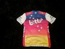 vintage lotto cycling jersey