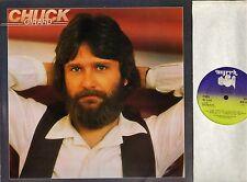 CHUCK GIRARD take it easy MYR 1077 A2/B2 with insert uk myrrh 1979 LP PS EX/EX