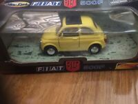Die Cast Fiat 500F 1:32 Scale - Excellent Condition