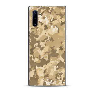 Skins Decal Wrap for Samsung Galaxy Note 10 Brown Desert Camo camouflage