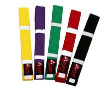 Az Martial Arts Belt Karate Taekwondo Judo Kick Boxing Belt 280Cm