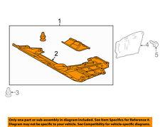 TOYOTA OEM 13-16 RAV4 Radiator Core Support-Cover Assembly 514410R070