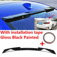 """""""Factory MP Style"""" Gloss Black Roof Spoiler Fit For BMW 3 Series Sedan G20 19-21"""