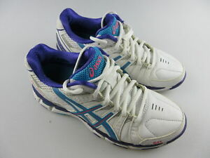 Women's ASICS 'Gel 520TR' Sz 6 US Runners As New White Blue | 3+ Extra 10% Off
