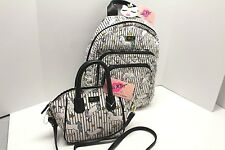 Betsey Johnson UNICORNS Backpack and Matching Mini Satchel Crossbody NWTs
