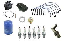 OEM Tune-Up Kit Cap Rotor NGK Wires-Spark Plug 1998 Honda Accord 3.0