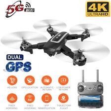 Drone Foldable Quadcopter GPS WIFI FPV 1080P Wide-Angle HD Camera Christmas Gift