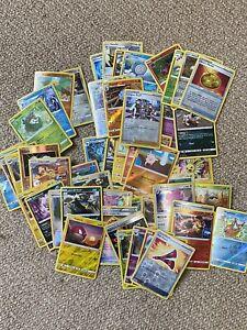 pokemon card holo lot