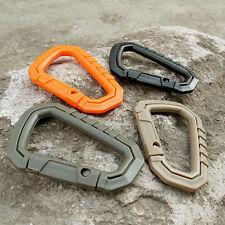 Mini Outdoor Sports Camping Climbing Carabiner Equipment Militery Survival Kit