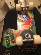 "Mini Skateboard 11"" Stale Fish Sports-Fun"