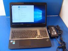 ASUS G75VW-BHI7N07 i7 3630QM 8GB RAM 1TB HDD NVIDIA GTX 660M DVD 17.3'' WIN 10