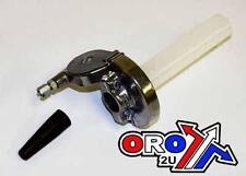 UNIVERSAL MX ENDURO GUNNER GASSER THROTTLE ASSEMBLY TWIST GRIP HONDA CR 250,,