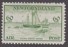 Newfoundland 1933 #C16 Labrador Issue Air Mail Stamp F/VF MH
