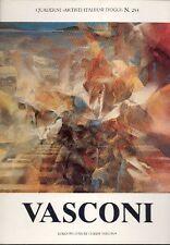 VASCONI - Fabiani Enzo (testo di), Franco Vasconi