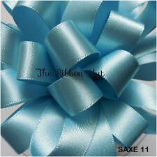 BERISFORDS 5MM DOUBLE SATIN RIBBON 31 COLOURS 2MTR, 5MTR, 10MTR LENGTHS