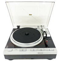 Denon DP-47F Turntable with DL-80 MC Cartridge D.D full auto player Japan