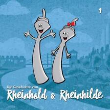 Kinderbuch: Die Geschichte von Rheinhold & Rheinhilde, Band 1