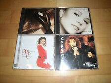 Mariah Carey - Emotions/Music Box/Merry Christmas/MTV Unplugged EP - 4 CDs