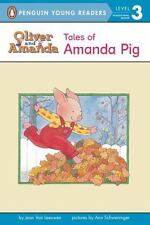Oliver and Amanda: Tales of Amanda Pig, Level 2 by Jean Van Leeuwen (1994,...