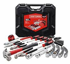 CRAFTSMAN Home Tool Kit / Mechanics Tools Kit, 102-Piece