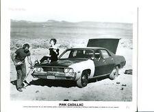 Clint Eastwood Bernadette Peters Pink Cadillac Original Press Still Movie Photo