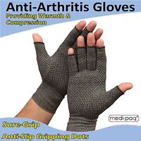 Active Arthritis Gloves + Grip - Hand Compression Joint Arthritic Pain Relief