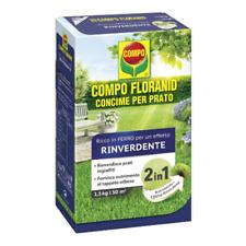 Compo Floranid Concime Rinverdente Per Prato Granulare 3Kg