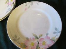 3 Noritake Azalea Bread & Butter Plates Porcelain  19322