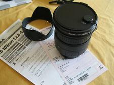 SIGMA 28-105mm Zoom - Objektiv für Nikon-Kamera