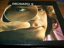 Deodato 2-LP-CTI-Gatefold-Vinyl Record-VG+
