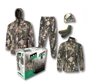 Ridgeline Stalker Pack Buffalo Camo M