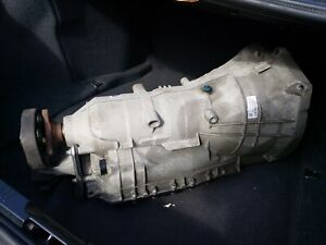 Needs repair! bmw 5 series lci 08 e60 e61 525d automatic gearbox / transmission