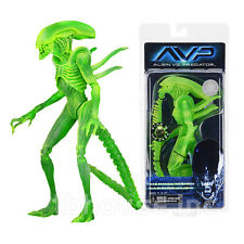 THERMAL VISION WARRIOR ALIEN XENOMORPH figure AVP VS PREDATOR glow in dark NECA